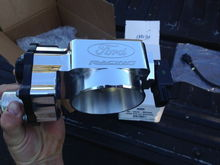 90MM Ford Motorsport Throttle Body