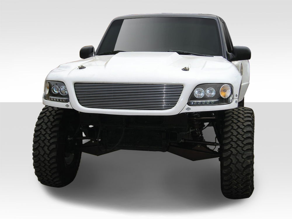 the 1993-2011 Ford Ranger is the Off Road F150 Front End Conversion
