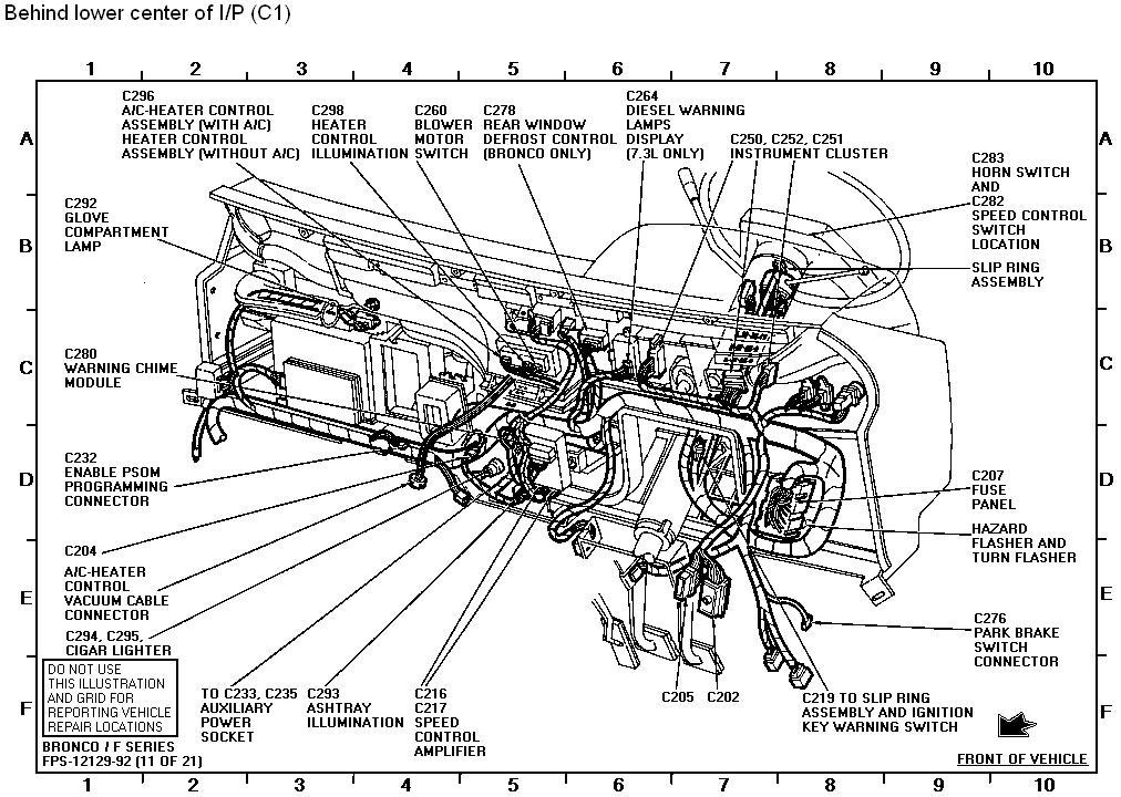 2005 F150 Door Chime on 2004 Ford F 150 5 4 Engine Diagram
