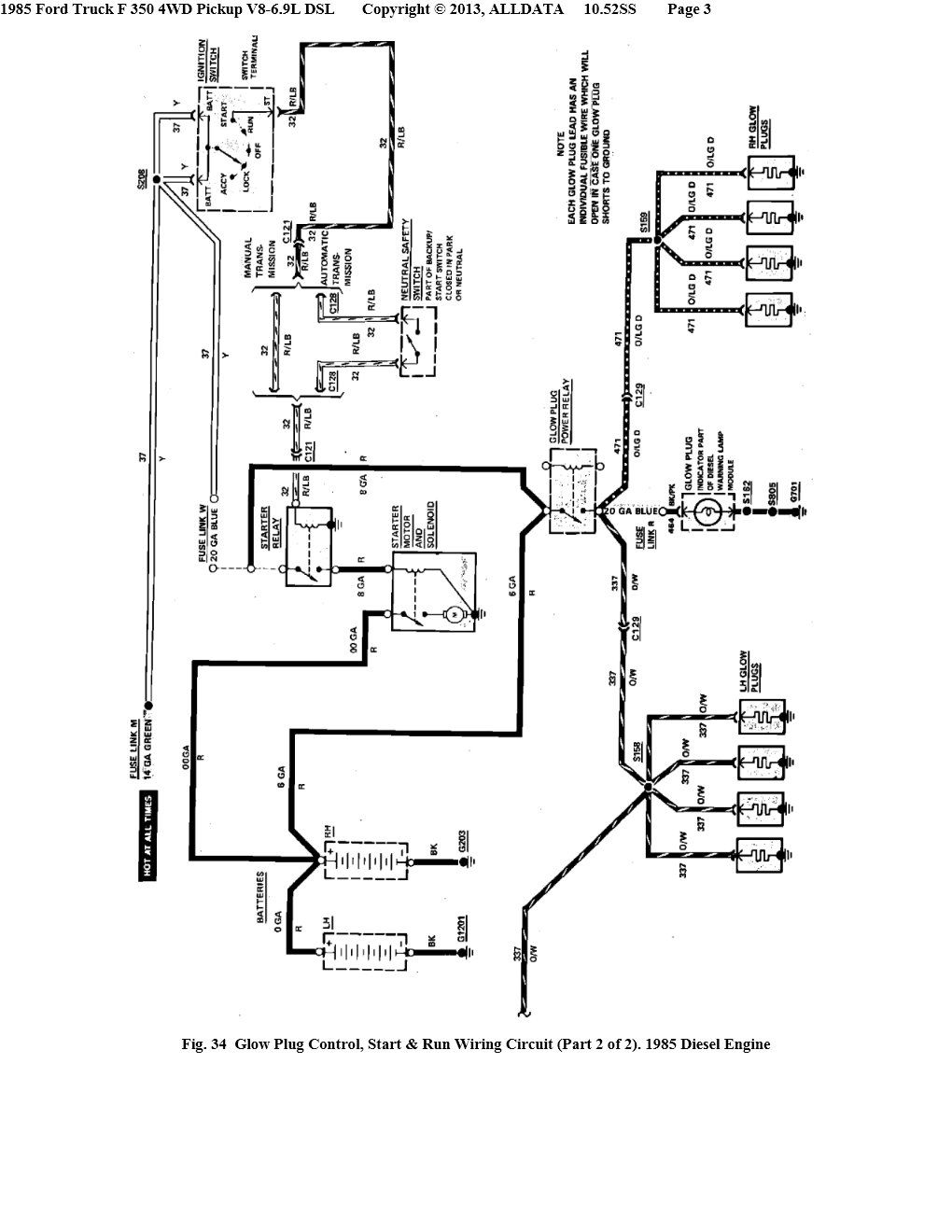 76 ford f250 wiring diagram  76  free engine image for