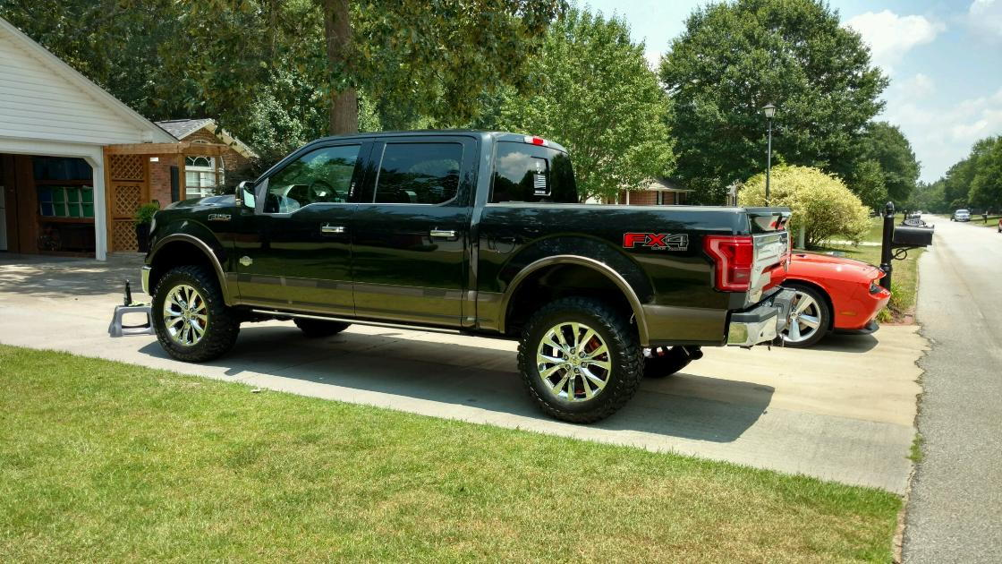 build 2015 f150 king ranch fx4 page 2 ford truck. Black Bedroom Furniture Sets. Home Design Ideas