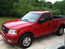Garage - 2005 RED STX