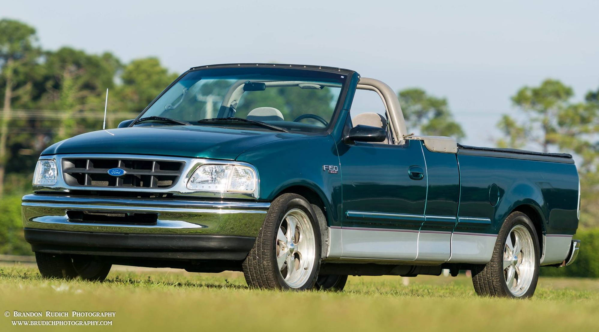 1997 f 150 convertible orginal ford truck enthusiasts forums. Black Bedroom Furniture Sets. Home Design Ideas