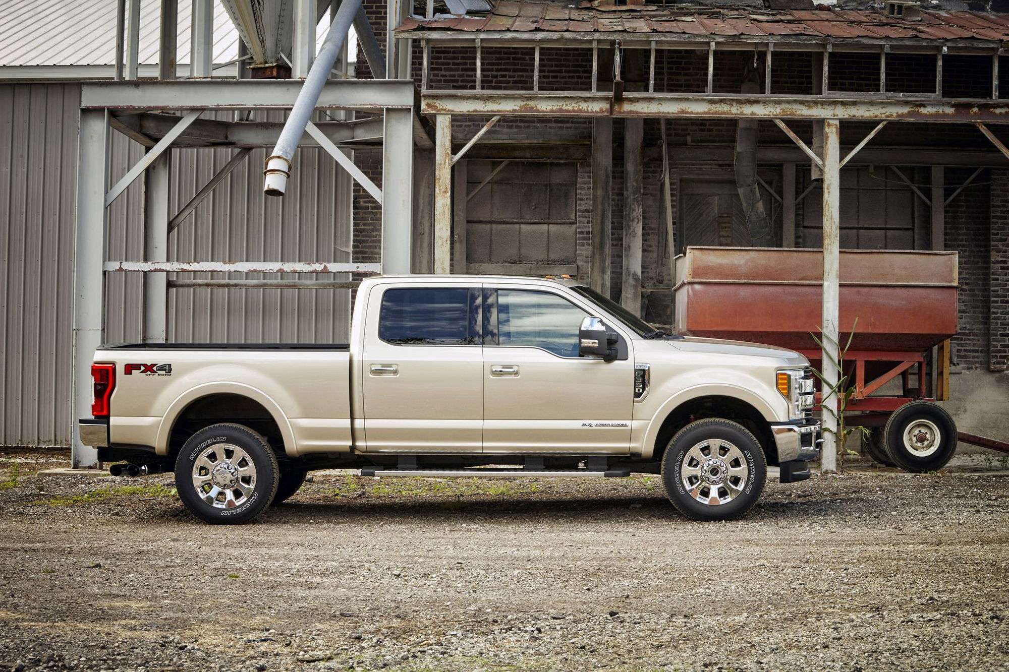White Gold Color Disappointed Page 3 Ford Truck