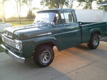 1960 F100
