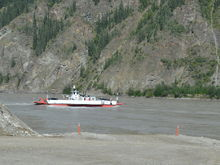 The Ferry Boat........