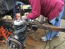 R/side welding