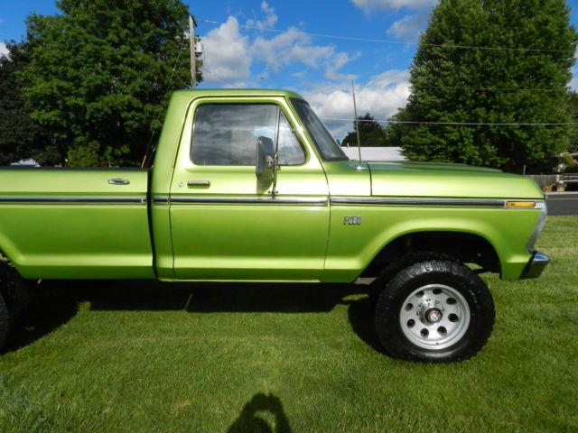 1979 Ford Highboy.html   Autos Weblog
