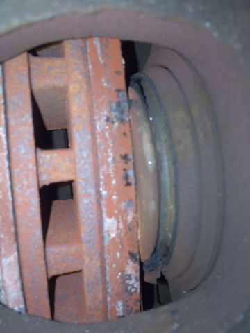 How Long Should Brake Pads Last >> Lost My Brakes - Ranger-Forums - The Ultimate Ford Ranger Resource
