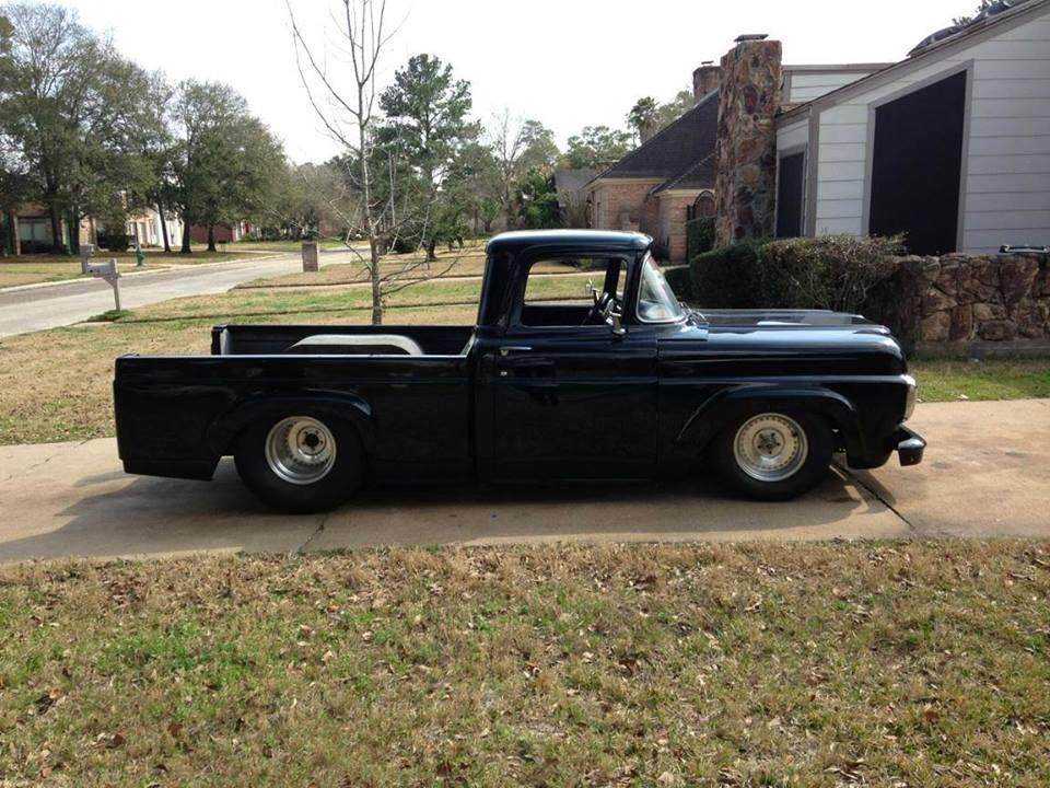 New member new love 1960 f100 pro street ford truck enthusiasts forums