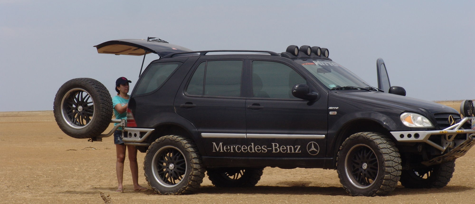 Cars you know are terrible ideas that will end in tears for Mercedes benz ml320 tires