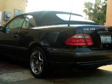 1999 CLK320 Cabriolet - SOLD