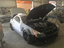 My Mercedes SR66