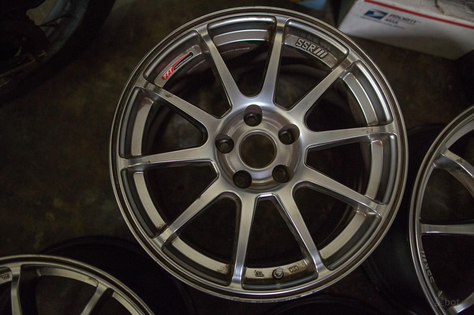 FS: SSR GTV02 silver 17x9 45mm offset 80-31569579052_2e4aa7a59f_h_a815a9b2521f95698bb93364ff7f82873c88d1a7