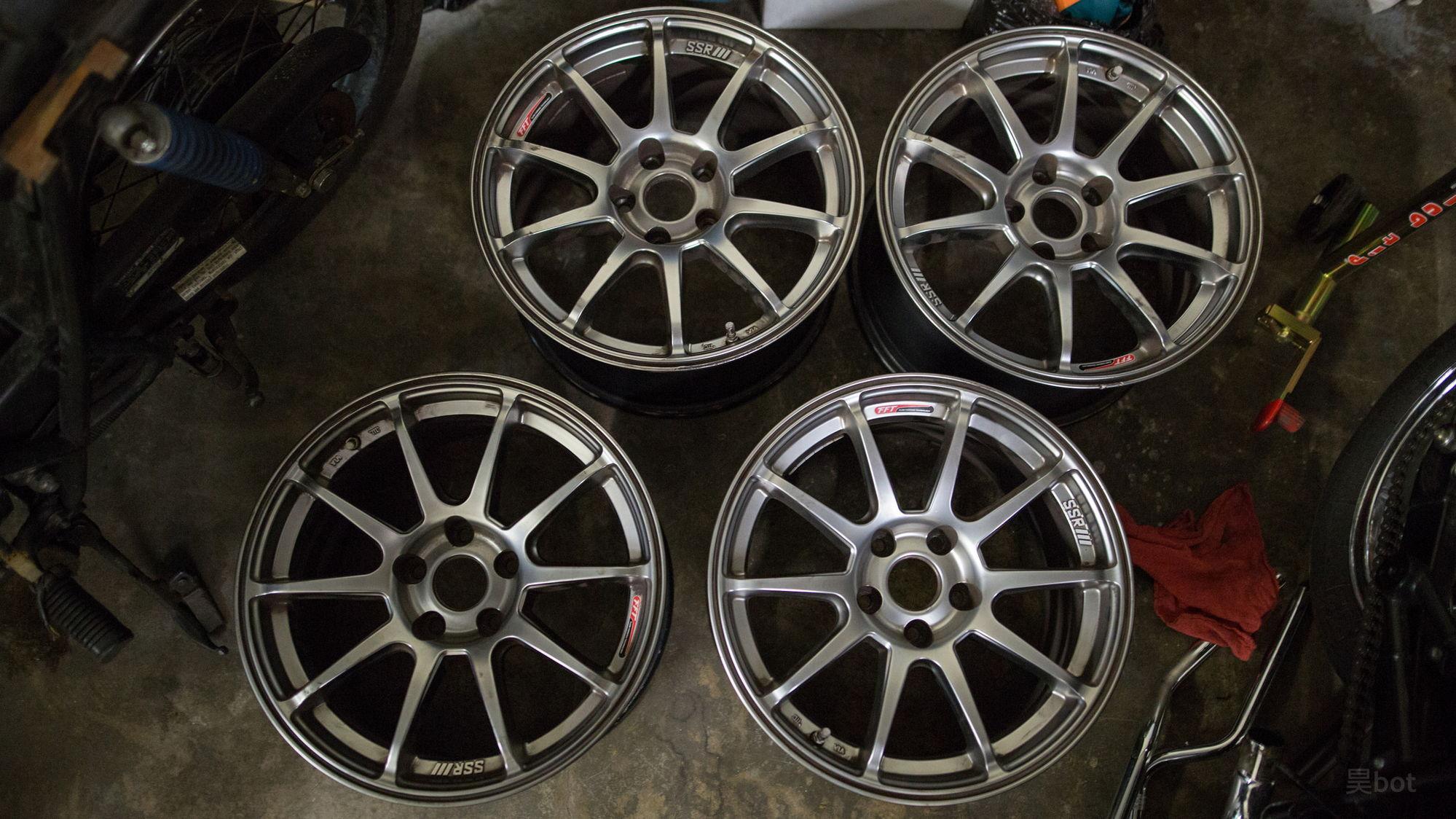 FS: SSR GTV02 silver 17x9 45mm offset 80-31569587462_b53aa8dfed_k_b9828e7345e6a7d427aff6e72b3f60dfe5a7ec24