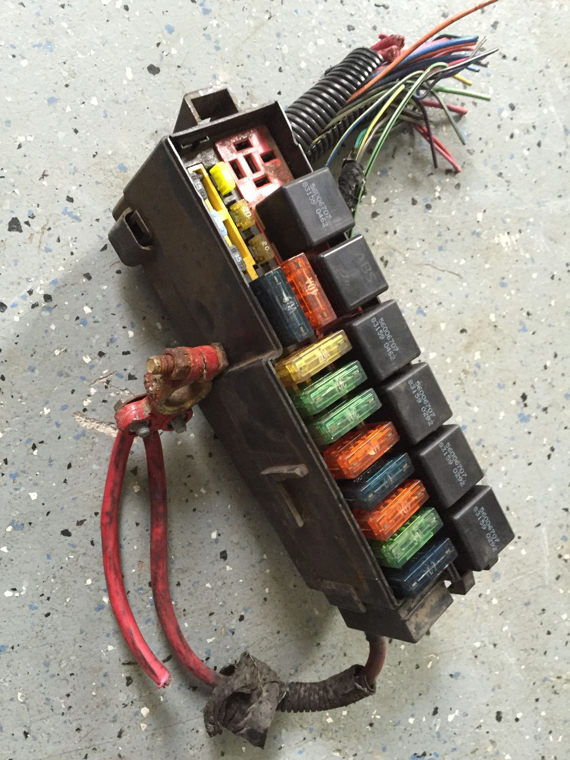 Maxi Fuse Box Wiring Diagram Schematics Peugeot 307 Sw Layout Another Blog About U2022 Fmx