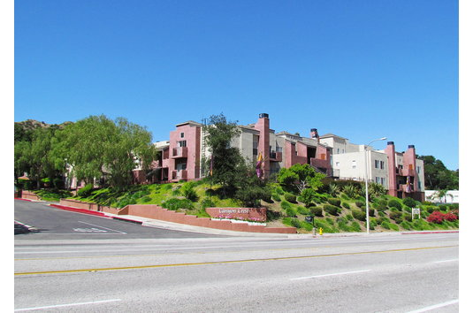 The Rent At Canyon Crest Village Apartments Ranges From 805 For A ...