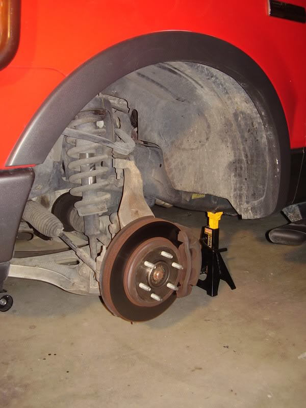 Ford F150 Replace Upper Control Arm How To Ford Trucks