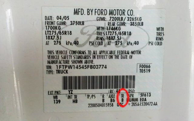 F150 F250 Why Is My Transmission Fault Light On Ford