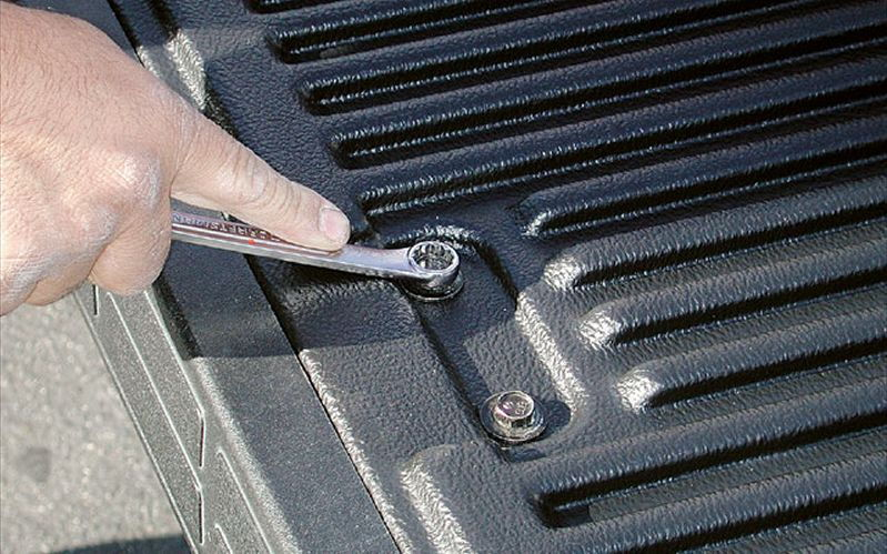 Ford F150 F250 Install Bedliner How To Ford Trucks