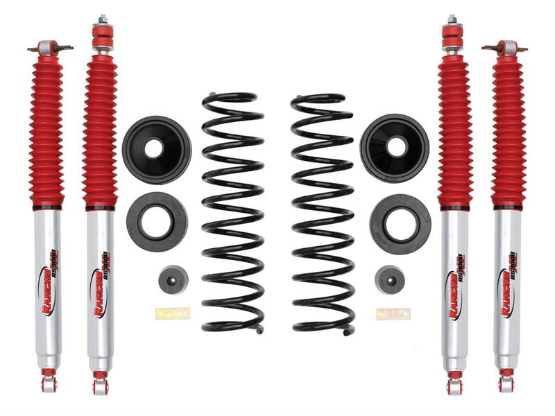 Rancho RS9000 Shock Absorber