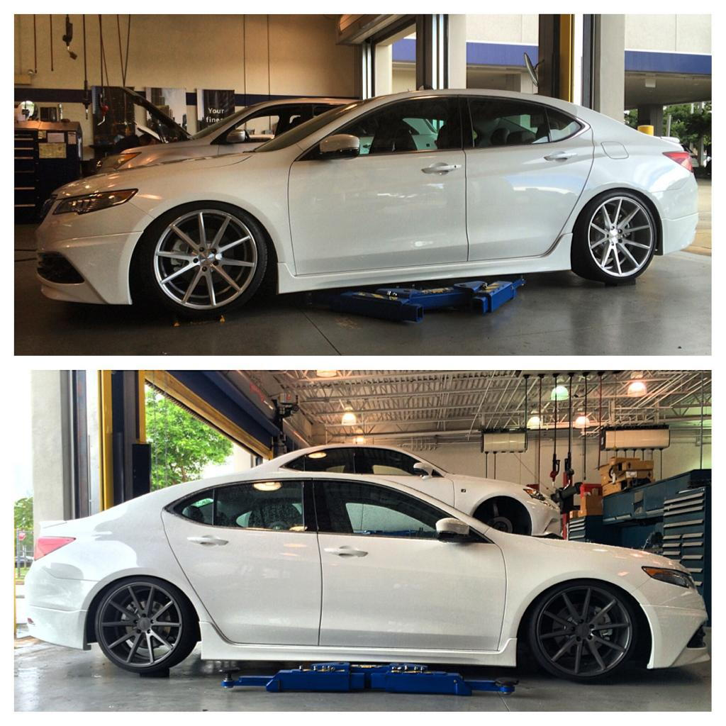 New Build 2015 TLX