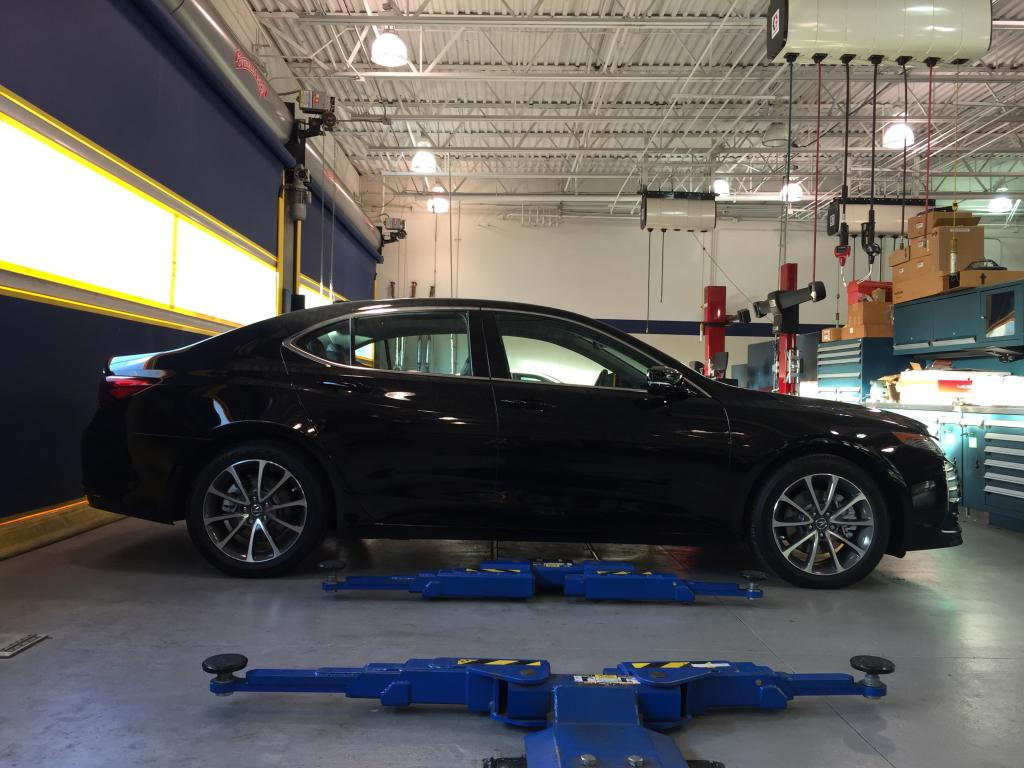 """DIY - TLX RSR """"Down"""" Lowering Springs - AcuraZine - Acura ..."""