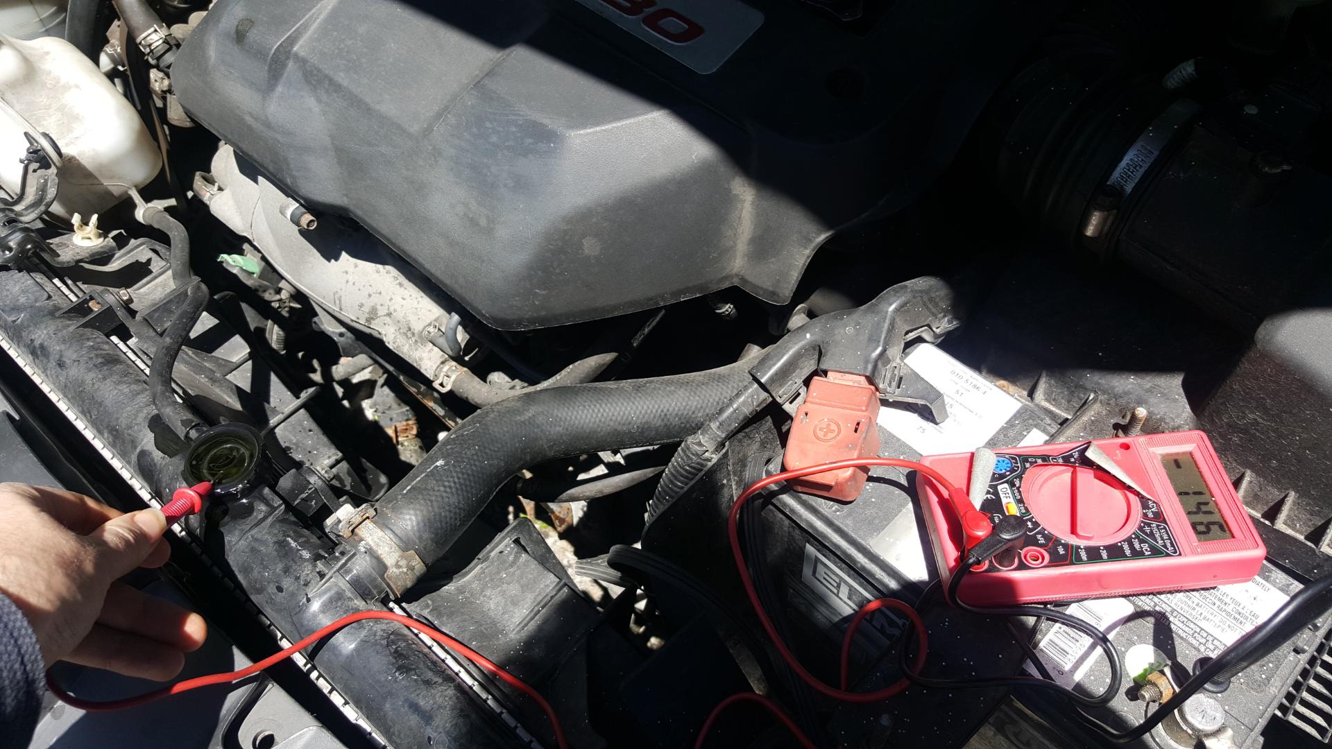 DIY- A/C Compressor CLUTCH RELAY Upgrade - AcuraZine - Acura