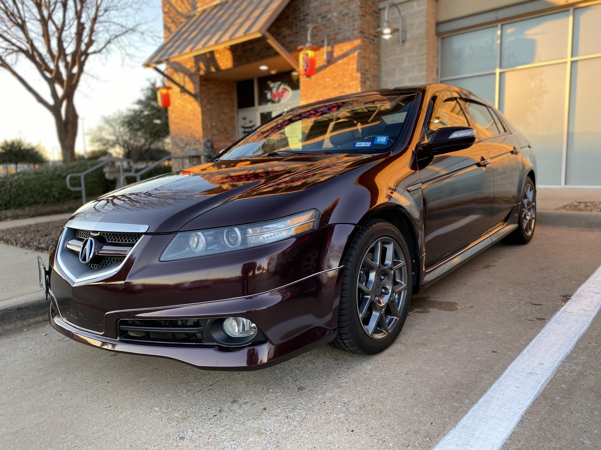 FS: Acura TL Type-S 6-Speed (Manual) - AcuraZine - Acura ...