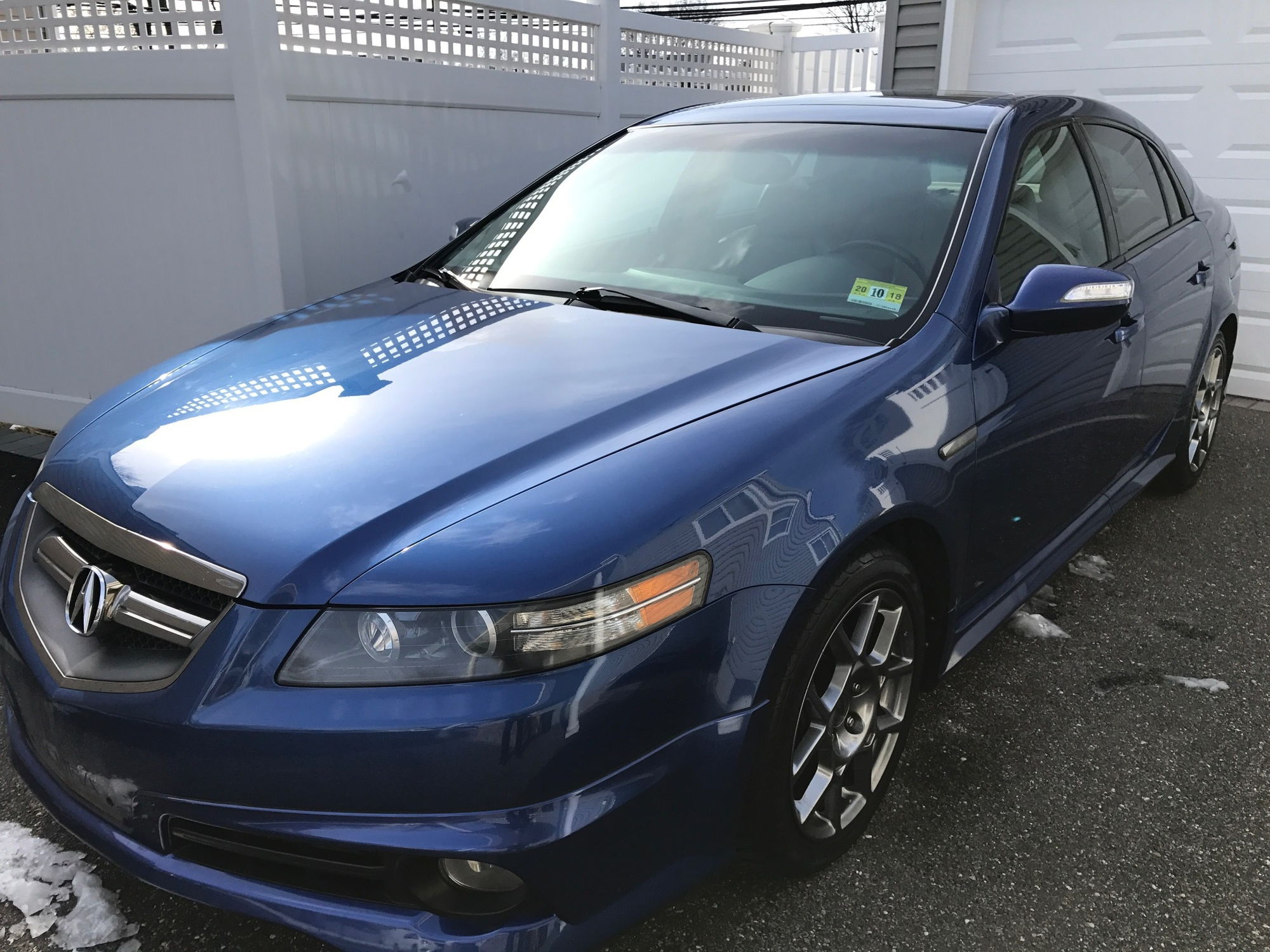 2007 tl s approx how much my car worth acurazine acura