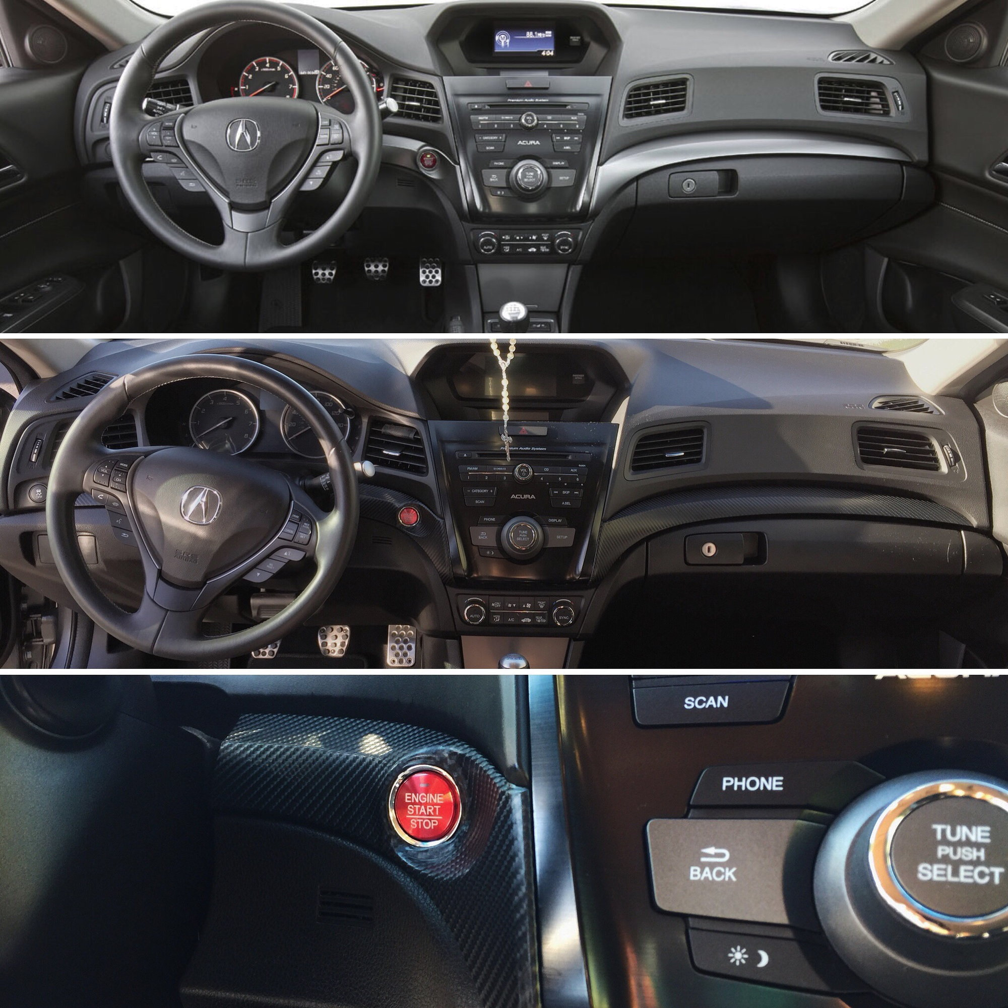 2014 ILX 2.4 Mods Suggestions