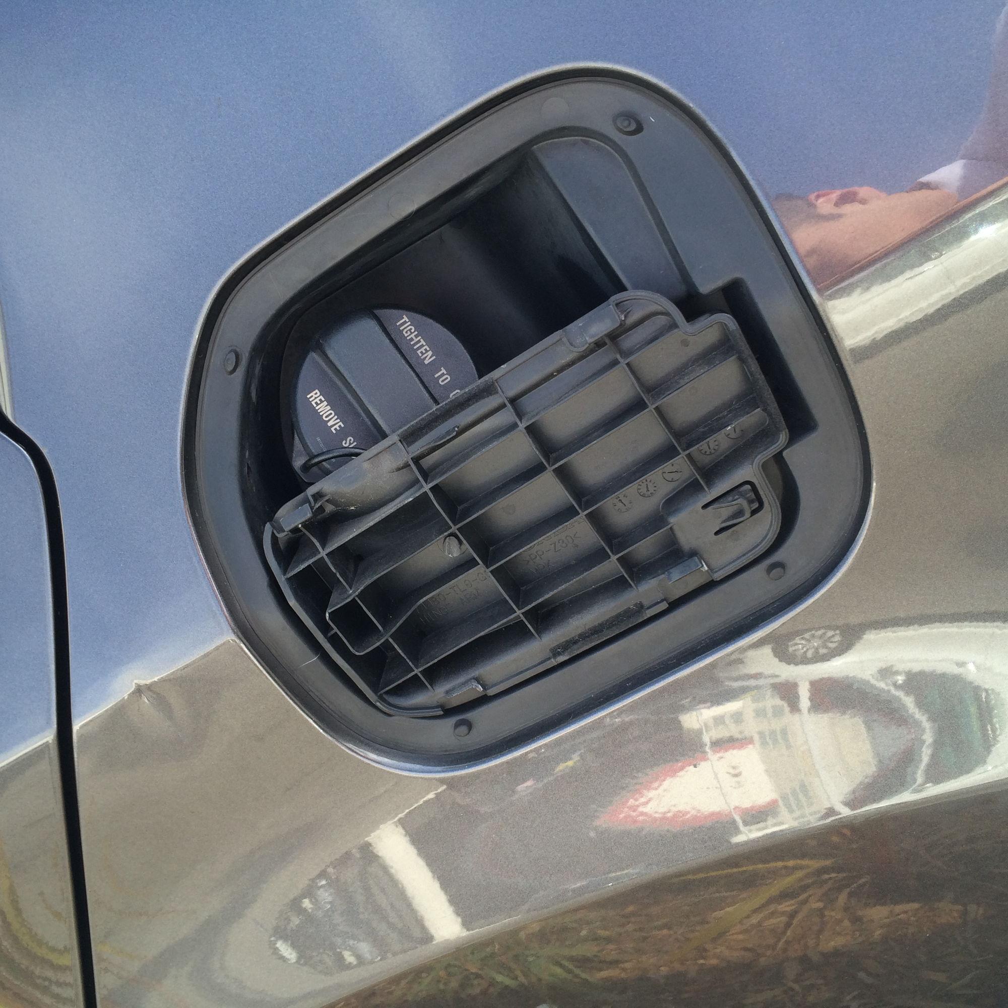 2009 tsx gas tank door arm replacement acurazine acura rh acurazine com Acura TL Owner's Manual Acura TL Custom