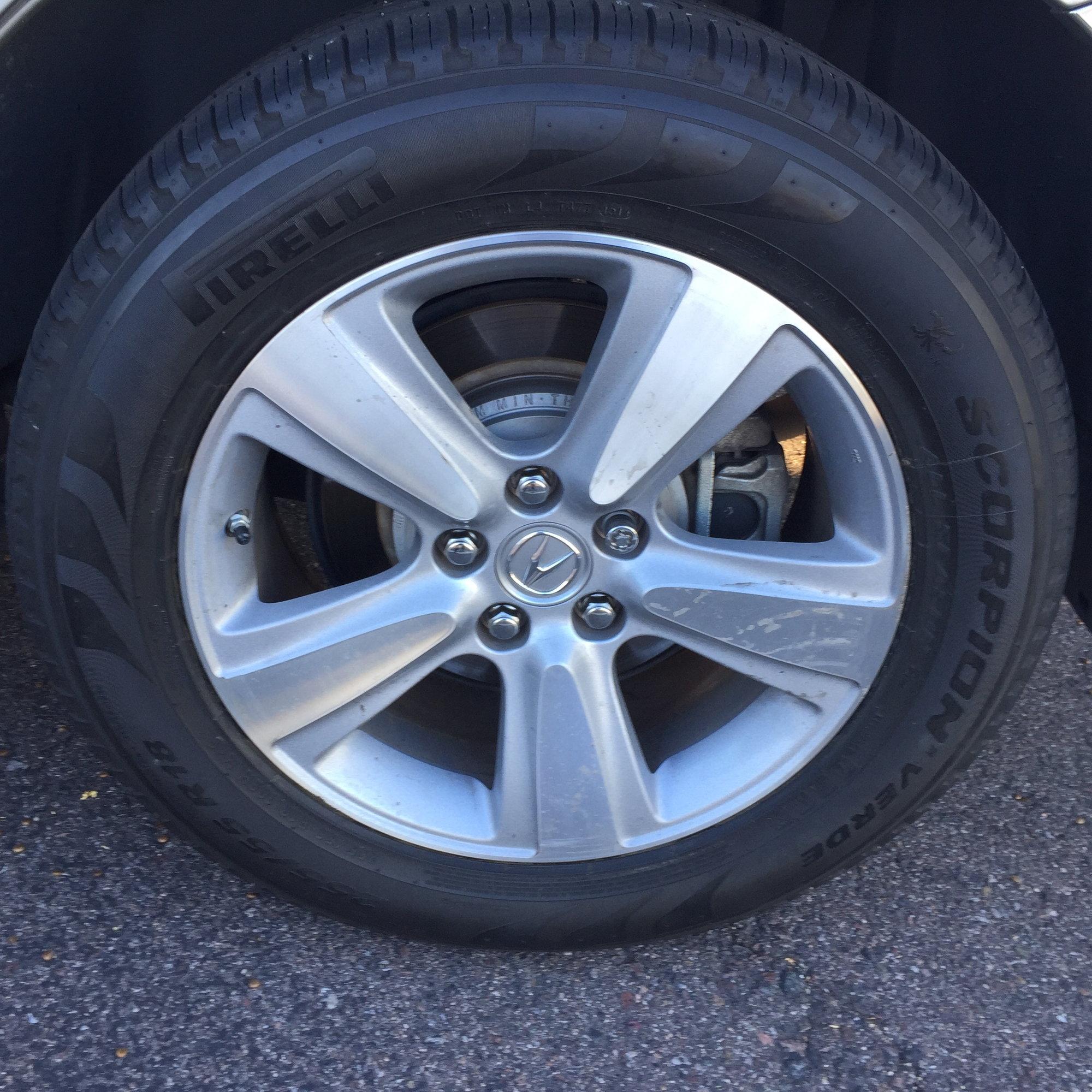 2010 AWD Tire Experiences