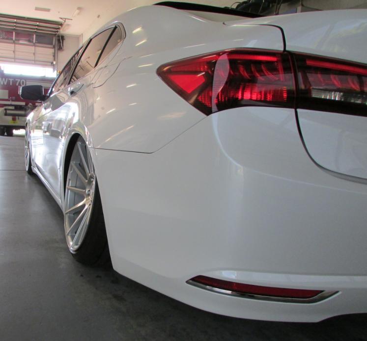 FS: 2015 Acura TLX Bagged (SW FL)