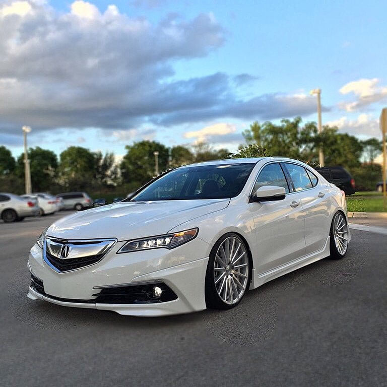 Used Acura Tlx 2015: New Build 2015 TLX