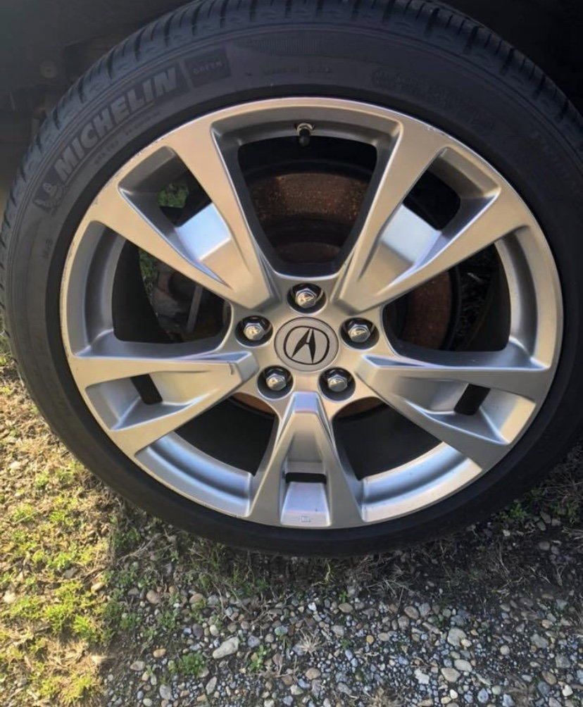 """SOLD: 2009-2014 Acura TL Advance Package 19"""" Wheels"""