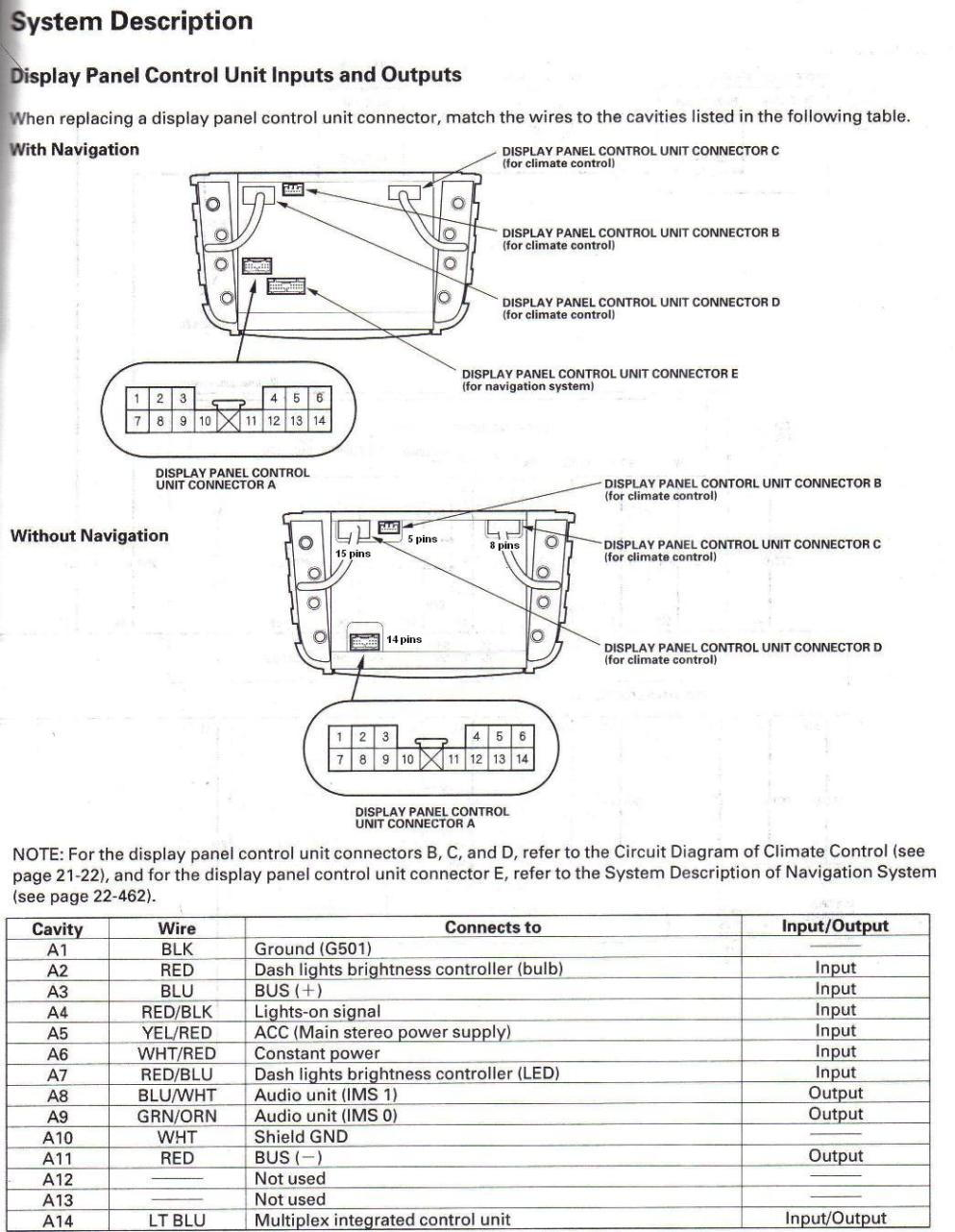 80 lcd_back_70923a59ccef17645f05638f4868cddce552e06b 2005 acura tl wiring diagram 2005 acura tl aftermarket radio 2007 acura tl wiring diagram at crackthecode.co
