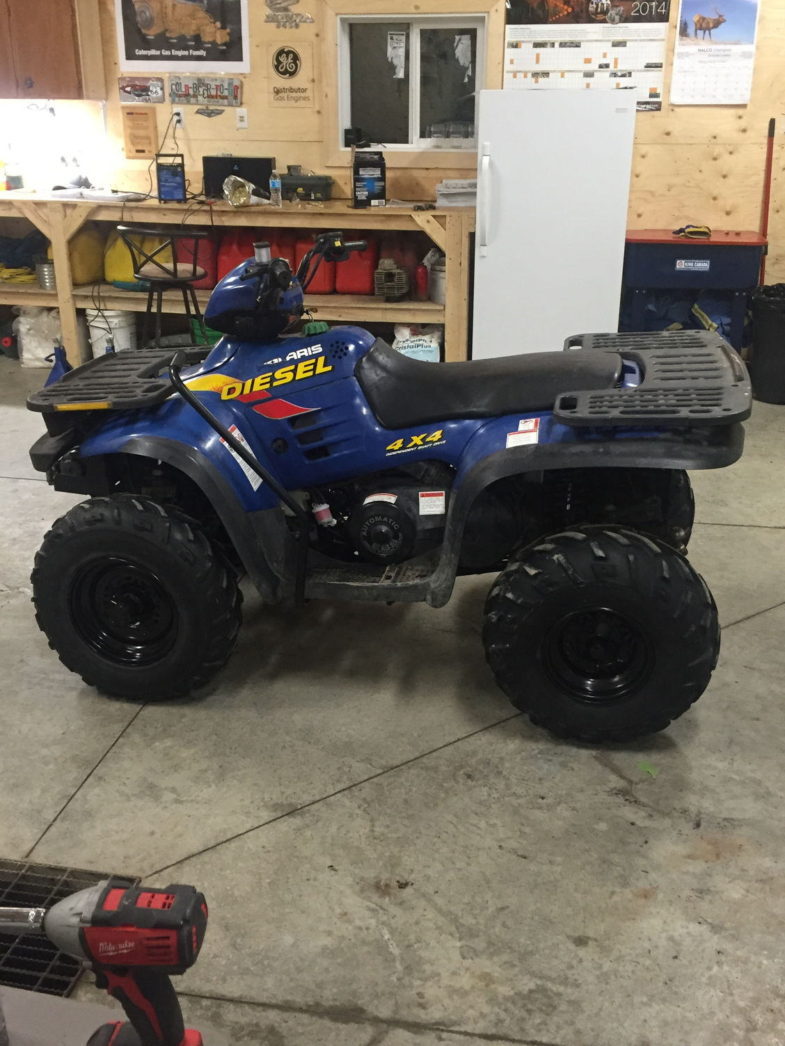 2000 Polaris Xpedition 425 Wiring Diagram Scrambler Trailblazer 250 On 500 4x4 Magnum
