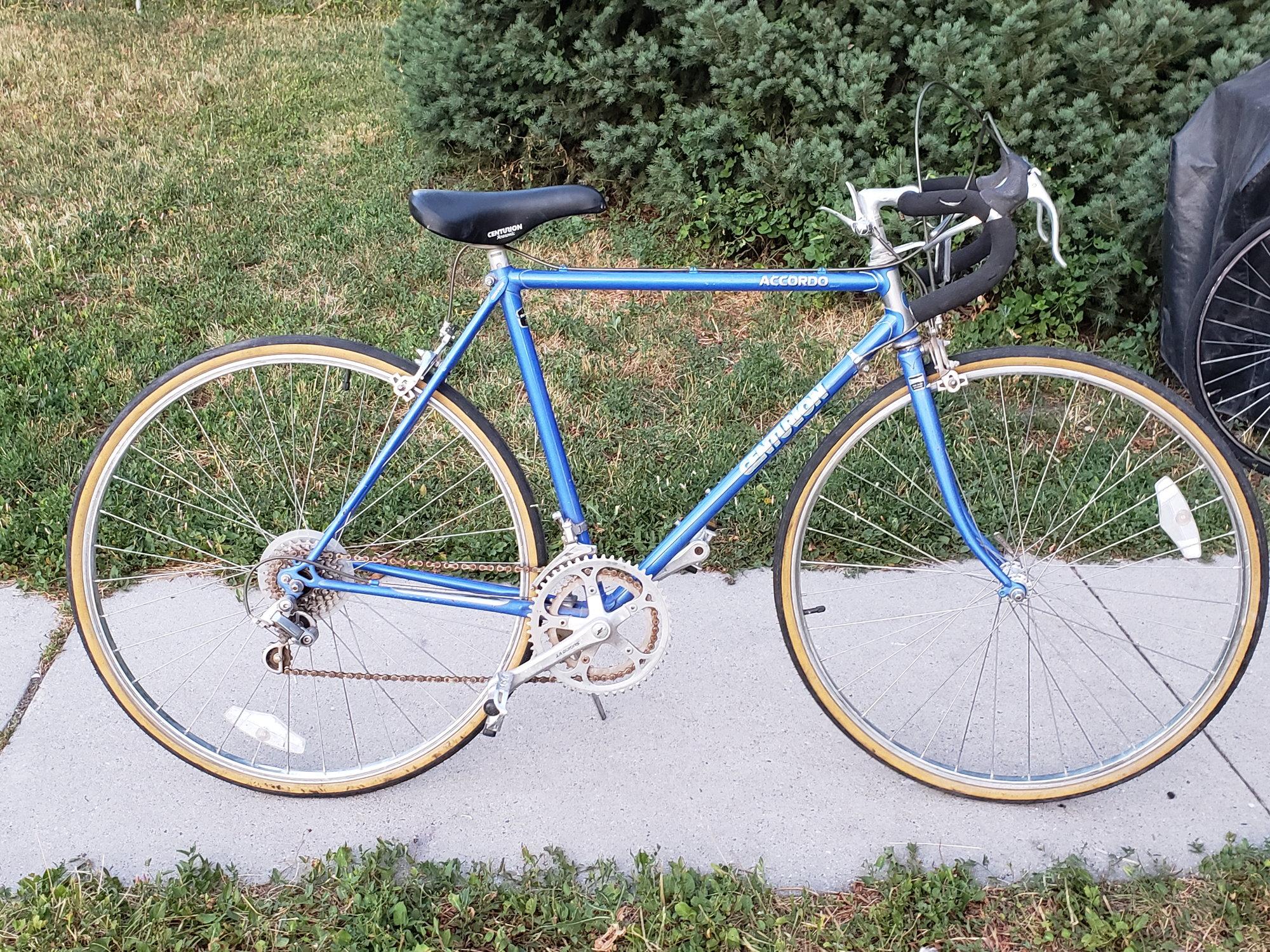 Centurion Serial Number Database - Page 89 - Bike Forums