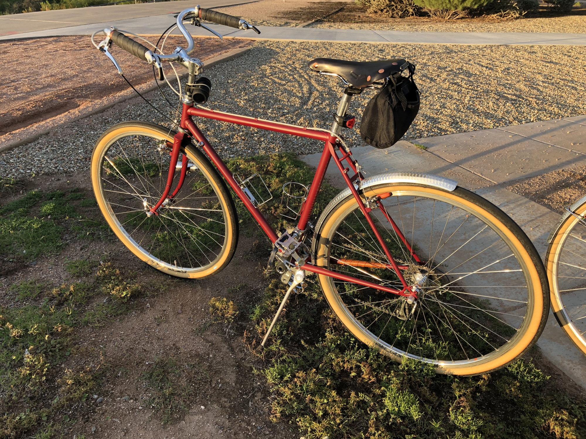 Compass Vs Rivendell Vs Soma Tires Bike Forums