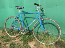 Unknown bicycle to identify