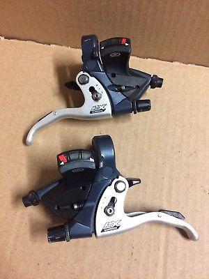 Shimano Alivio M4000 V-Brake/Shifters VS  LX ST-M570 Brake/Shifters