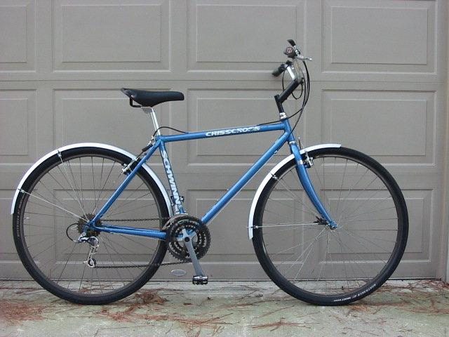 What can you tell me about Schwinn Criss-Cross? - Bike Forums