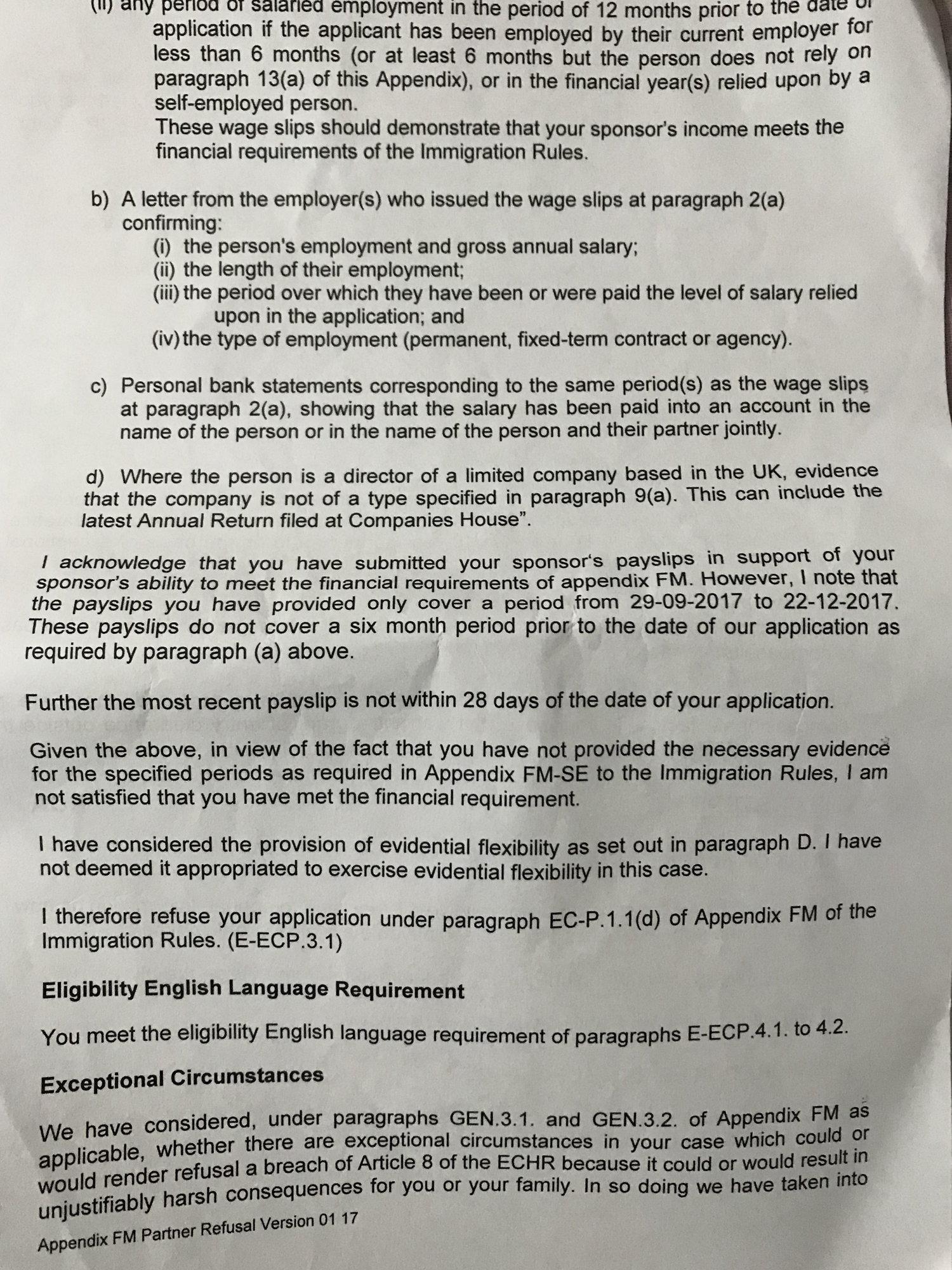 Uk visa application bank letter