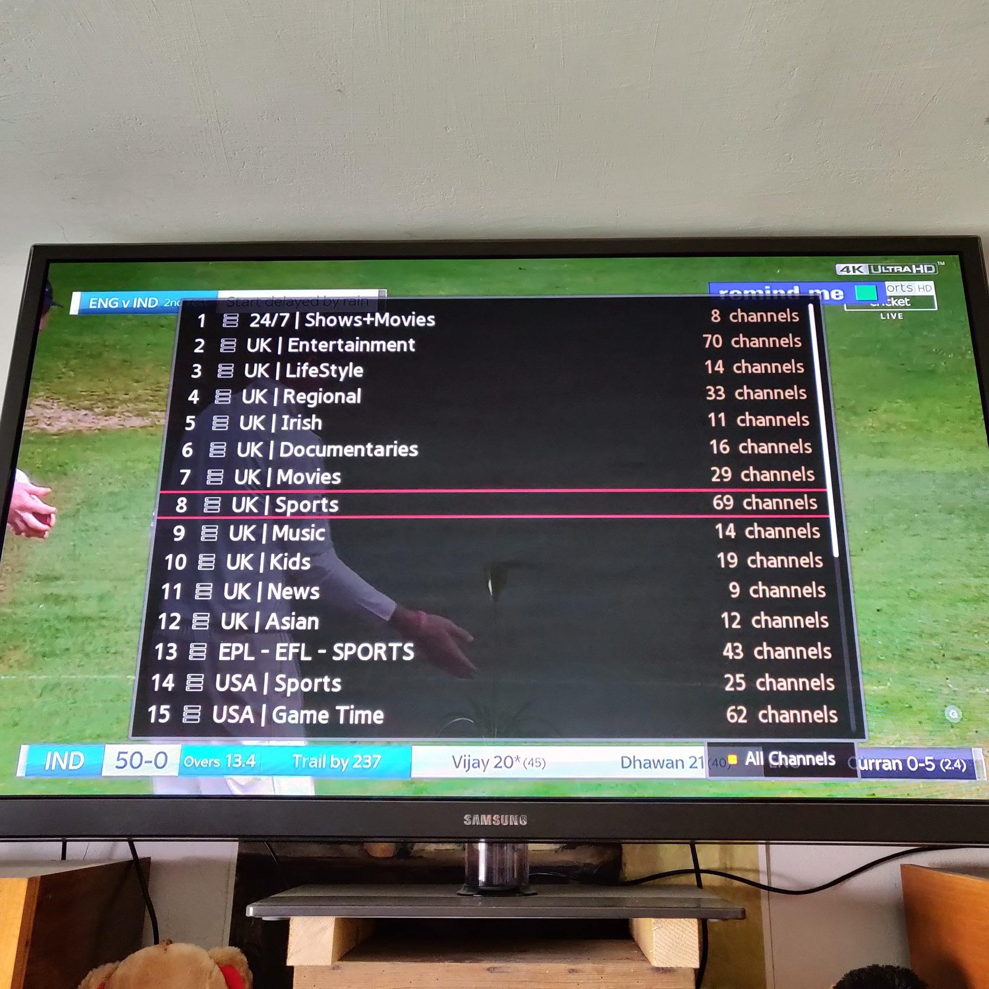 English TV in Hungary - British Expats