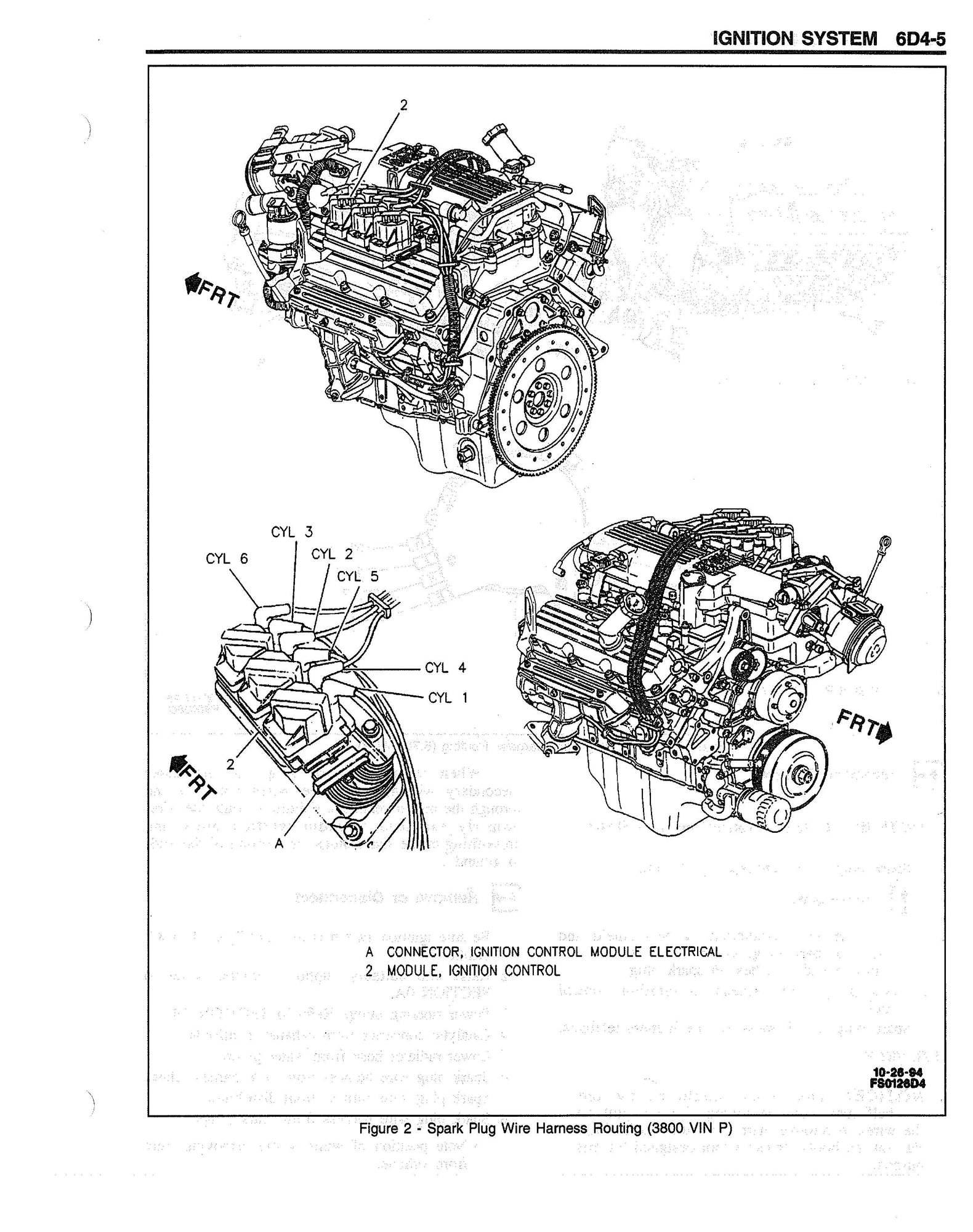 spark plug firing order - Camaro Forums - Chevy Camaro Enthusiast Forum   Spark Plug Wire Diagram 2002 Camaro      Camaro Forums