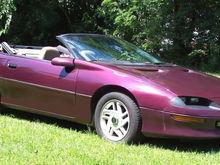 My 1995 Convertible