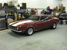 My 68 Camaro