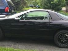 Garage - My 2000 Z
