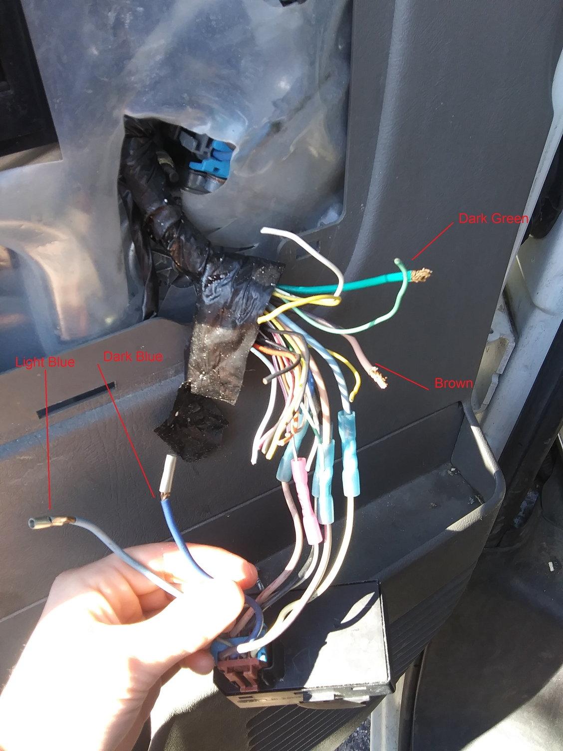 2008 Chevy Express Cargo Van Power Window Switch Wiring - Chevrolet Forum